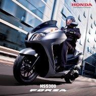 NSS300 Forza (PDF, 3.2 MB) - Honda