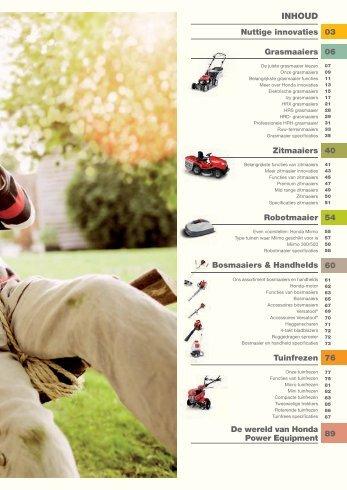 Tuin Catalogus 2013 (PDF, 24.6 MB) - Honda