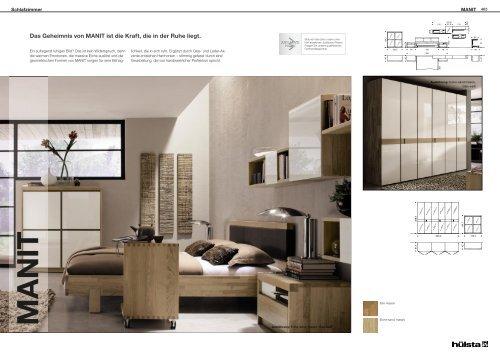hülsta MANIT - Katalog als PDF-Download