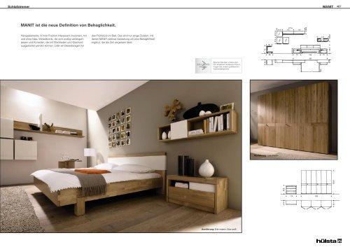 Schlafzimmer MANI