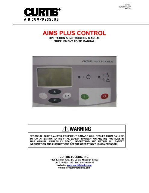 AIMS PLUS CONTROL - Atlantic Auto Suppliers