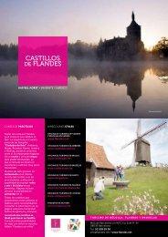 Castillos de Flandes - Flandes y Bruselas