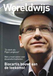 Biocartis bouwt aan de toekomst - Flanders Investment & Trade