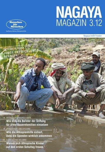 Nagaya Magazin 03/2012