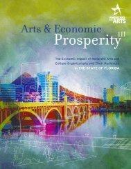 AFTA Florida Economic Impact Study - Florida Cultural Alliance