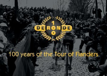 100 years of the Tour of Flanders