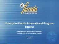 International Tool Box: Gray Swoope - Florida Chamber of Commerce