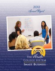 2012 Annual Report - Florida Department of Education
