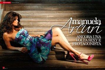 Manuela Arcuri - fleming press
