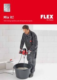 Mixer - FLEX
