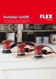 Einhandschleifer - FLEX