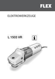 L 1503 VR - FLEX