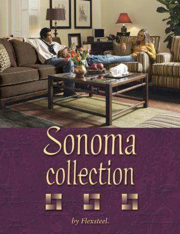 Sonoma Collection Brochure - Flexsteel Industries, Inc.