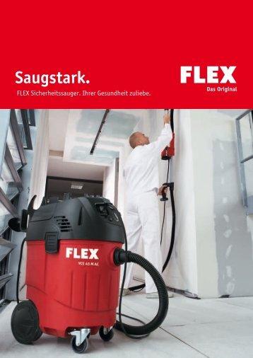Sicherheitssauger - FLEX