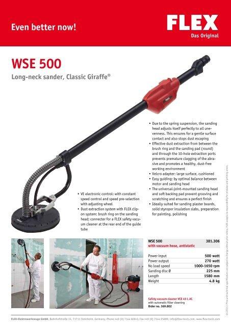 WSE 500 - FLEX