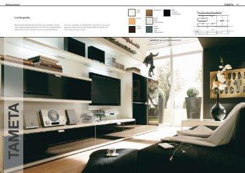 hülsta CUTARO - Katalog als PDF-Download