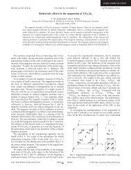 USING STANDARD SYSTE - Institut für Festkörperphysik