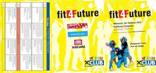 Mittwoch, 20. Oktober 2010 Salzburg Congress Potpourri Crew live ...