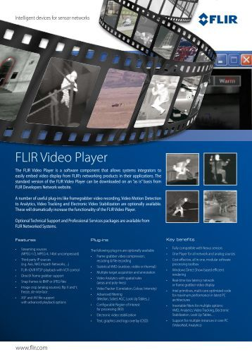 how to download flir video player
