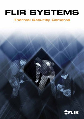 Thermal Security Cameras - Flir Systems