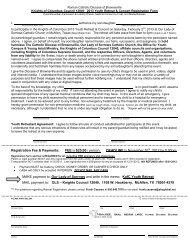 KofC Youth Retreat Registration 2013 Form.pdf - Flocknote