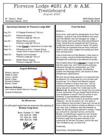 DDGM Trestleboard WEB Version - Frontenac Masonic District