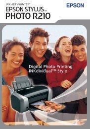 R210 brochure - Flora Limited