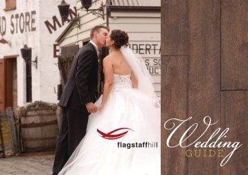 Wedding - Flagstaff Hill