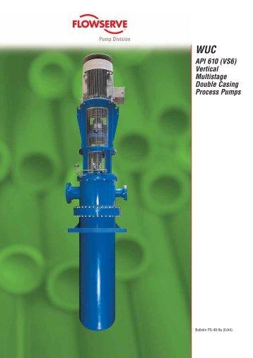 Pump Division - Flowserve