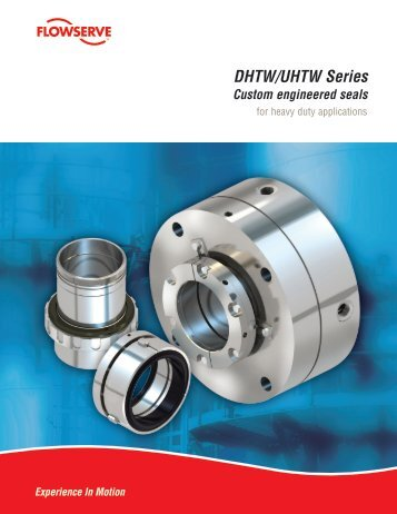 DHTW Seal Brochure - Flowserve Corporation