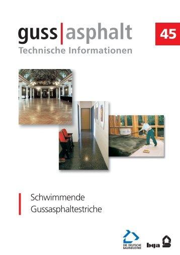 gussasphaltestrichen magazine. Black Bedroom Furniture Sets. Home Design Ideas