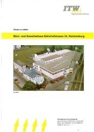 Broschüre - ITW Ingenieurunternehmung AG