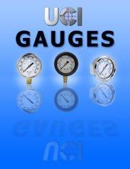 Gauges - Fluidraulics Inc