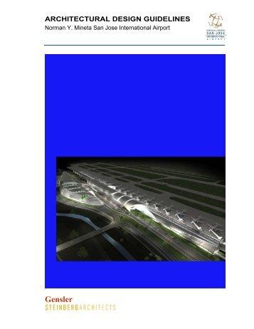 architectural design guidelines - San Jose International Airport (SJC)