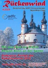 4/2009 - ADFC Bonn/Rhein-Sieg - (ADFC), Kreisverband Bonn ...