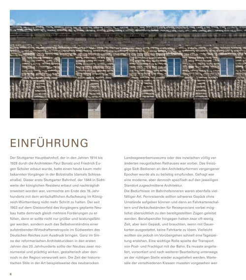 Einführung - Jan Thorbecke Verlag