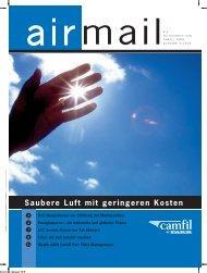 2006 - Saubere Luft mit geringeren Kosten - Camfil