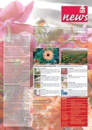 BBL-News April 2013 - Blumenbörse Luzern AG