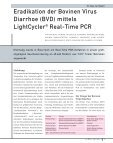 (BVD) mittels LightCycler Real-Time PCR (pdf) - AGES - Seite 2