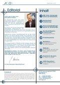 ausgabe dezember 2009 - AGON Finanzmanagement GmbH - Seite 2