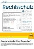 ausgabe dezember 2009 - AGON Finanzmanagement GmbH - Seite 4
