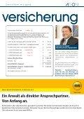 ausgabe dezember 2009 - AGON Finanzmanagement GmbH - Seite 5
