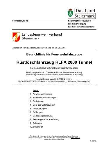 RLF-A-2000-Tunnel