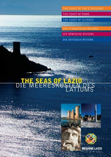 DIE MEERESKÜSTEN DES LATIUMS THE SEAS OF LAZIO - ENIT-AT