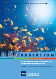 VARIATION - Nichtrostende, hochkorrosions- und hitzebeständige ...