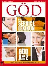 Ausgabe 2/2009 - Gewerkschaft Öffentlicher Dienst