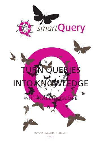 smartQuery Broschüre - Kaleidoscope