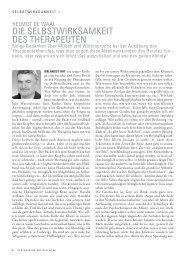 Helmut de Waal (pdf) - Lehranstalt für systemische Familientherapie