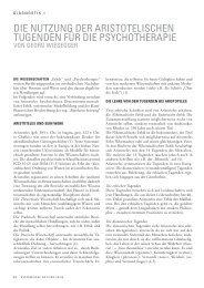 2006-04-04_Wiesegger.. - Lehranstalt für systemische ...