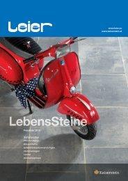 LEIER Preisliste 2013 als PDF File
